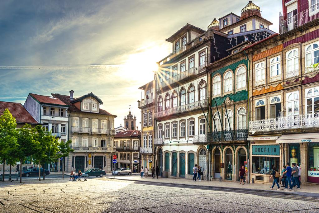 Cidades próximas do Porto para visitar